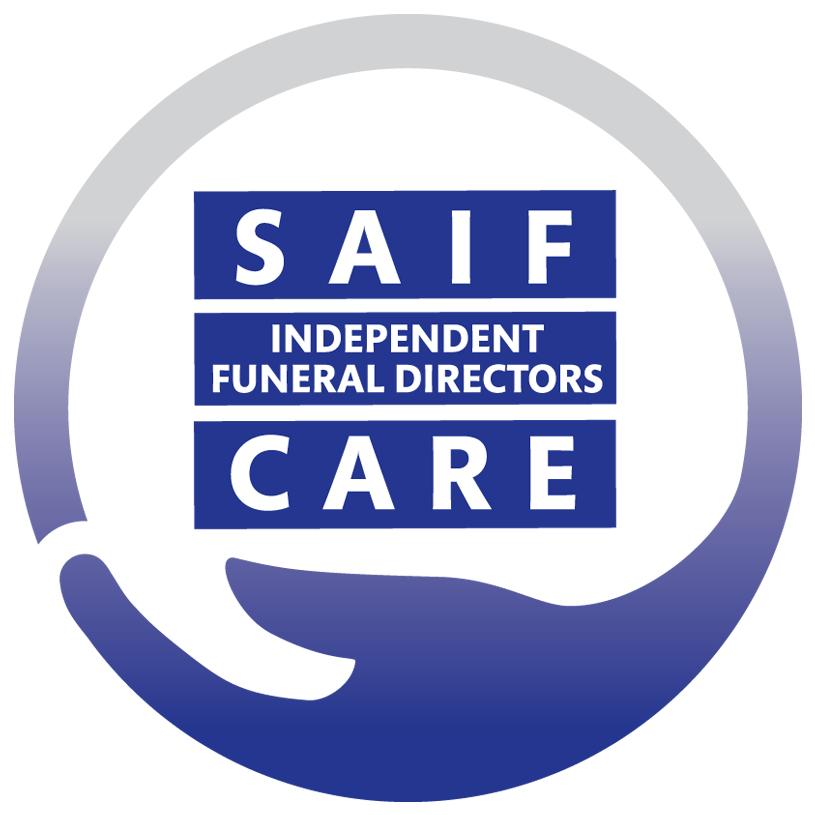 SAIF Independent Funeral Directors logo