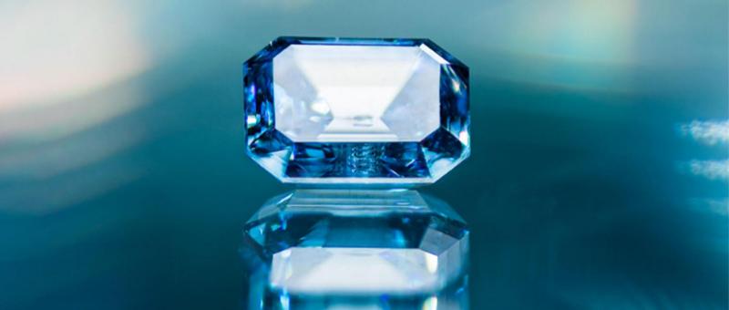 Blue Cut Memorial Diamond